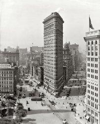 Skyscraper: 1909
