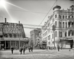 A Streetcar Named Henry: 1905