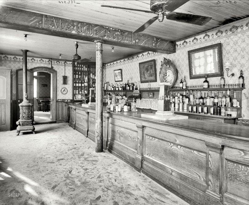Absinthe Room: 1906