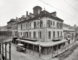Napoleon House: 1905