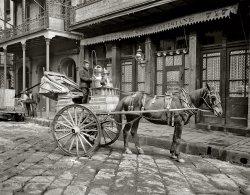 The Milkmobile: 1903