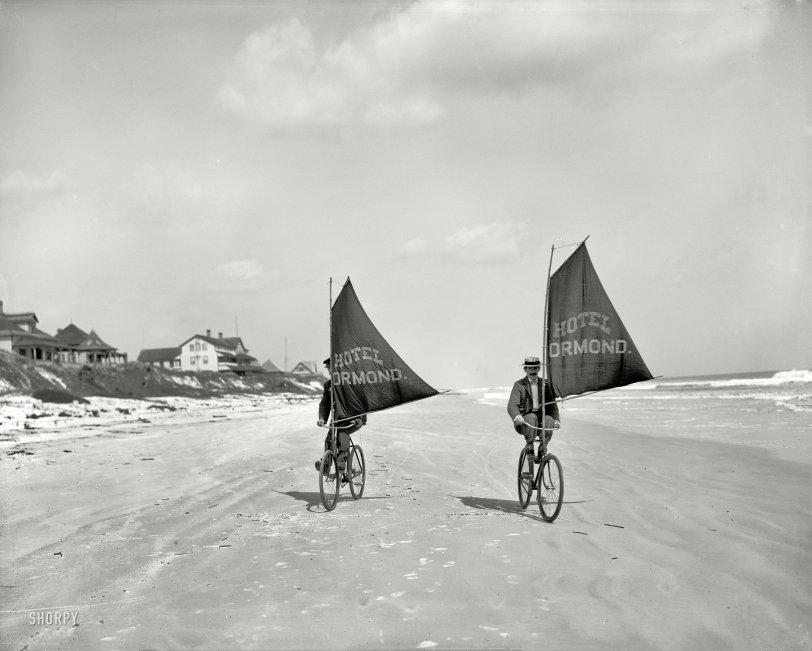 Sailing Along: 1903