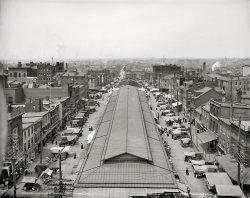 Lexington Market: 1903