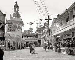 Steeplechase Park: 1903
