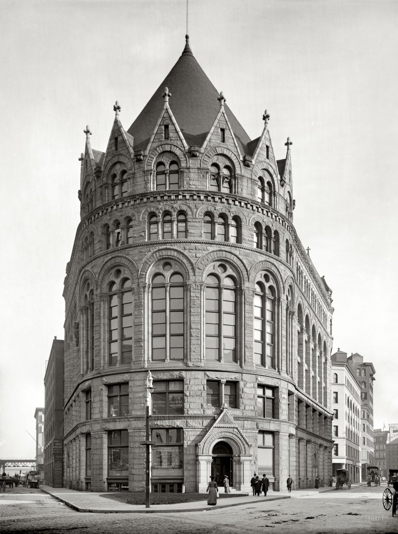 Castle of Commerce: 1905