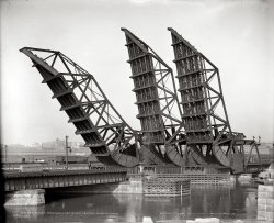 Boston Bridges: 1904