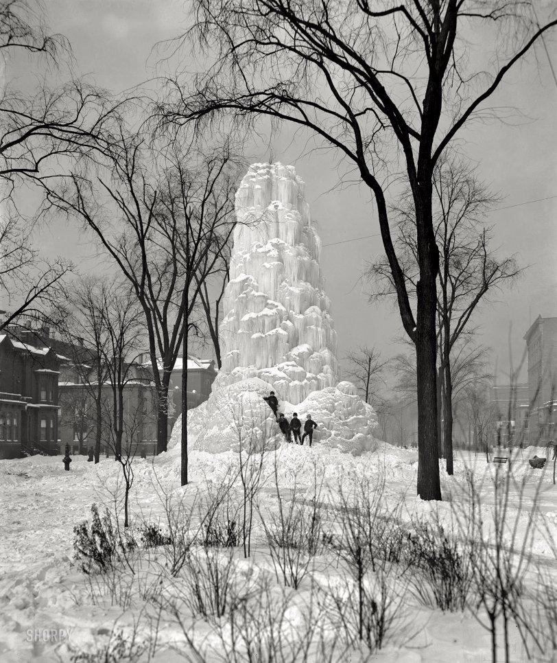 Cold, Cold Art: 1904