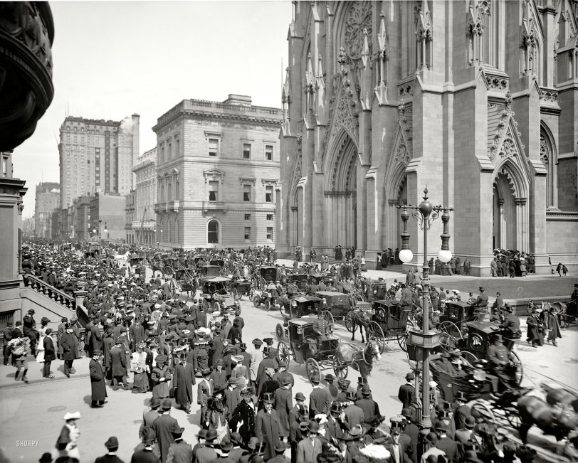 The Easter Parade: 1904