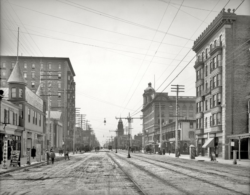 Atlantic Avenue: 1905