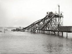Steampunk Waterslide: 1904