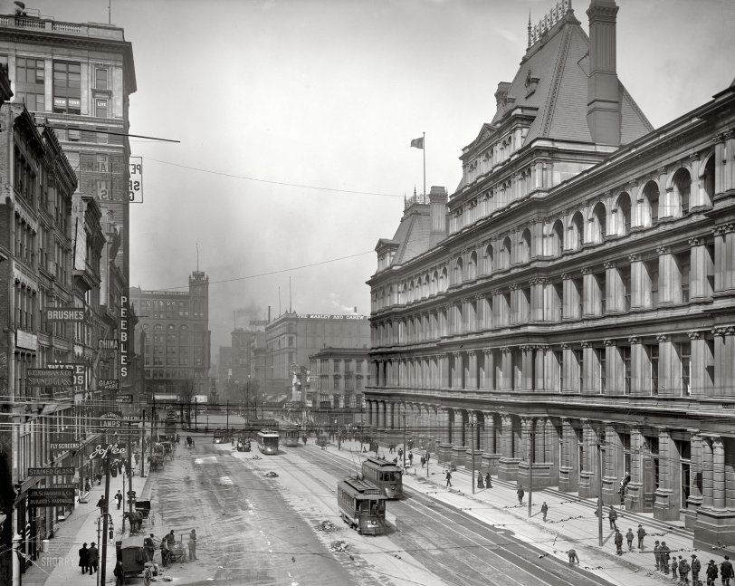 Sooty Cincy: 1905