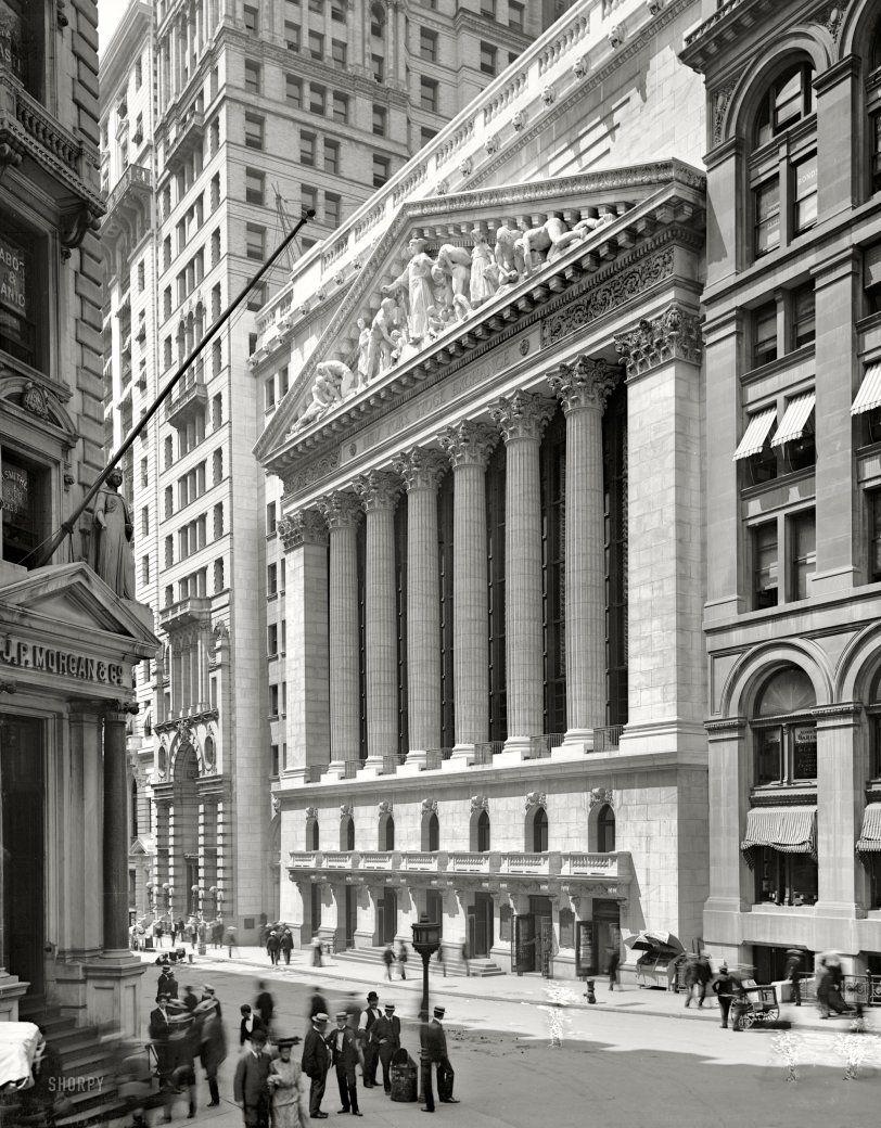 New York Stock Exchange: 1904