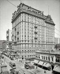 Hotel Manhattan: 1904