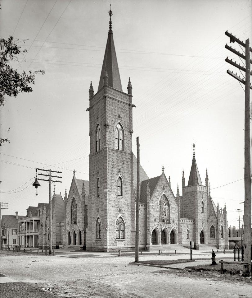 First Presbyterian: 1904