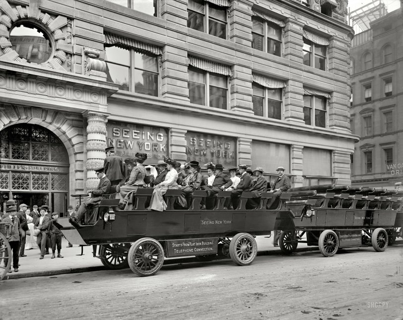 Seeing New York: 1904