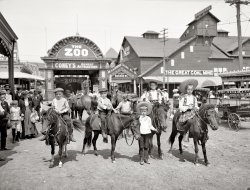 Pony Island: 1904