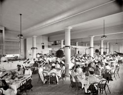 Girls Luncheon: 1906
