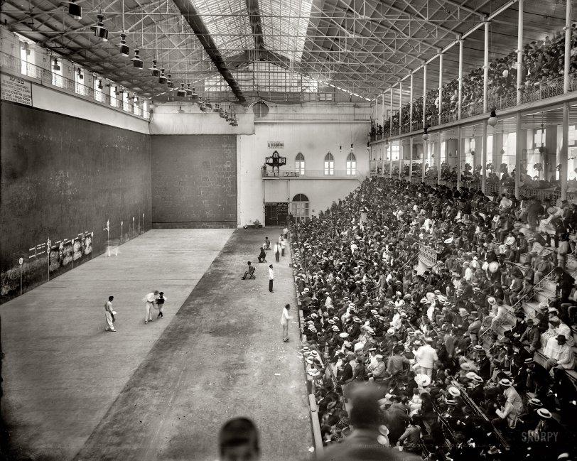 Havana Jai Alai: 1904