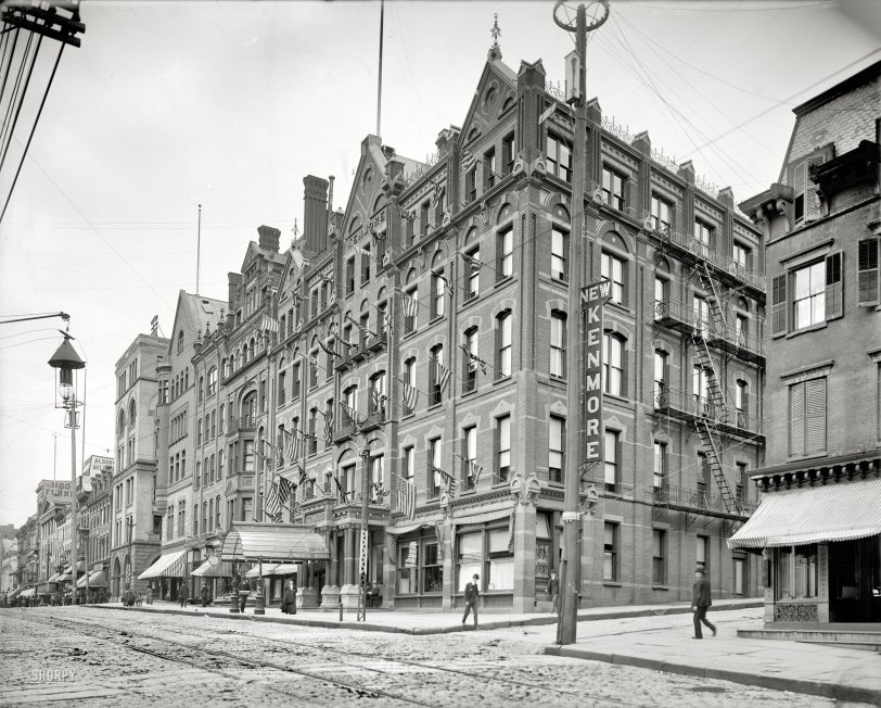 New Kenmore: 1906