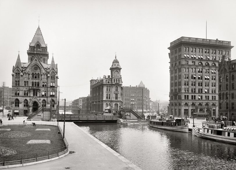 Erie Canal: 1904