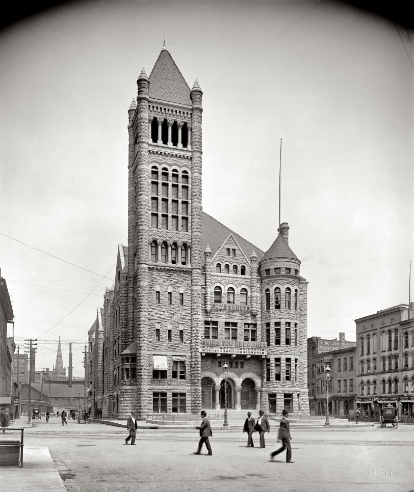 Syracuse Bids You Welcome: 1904