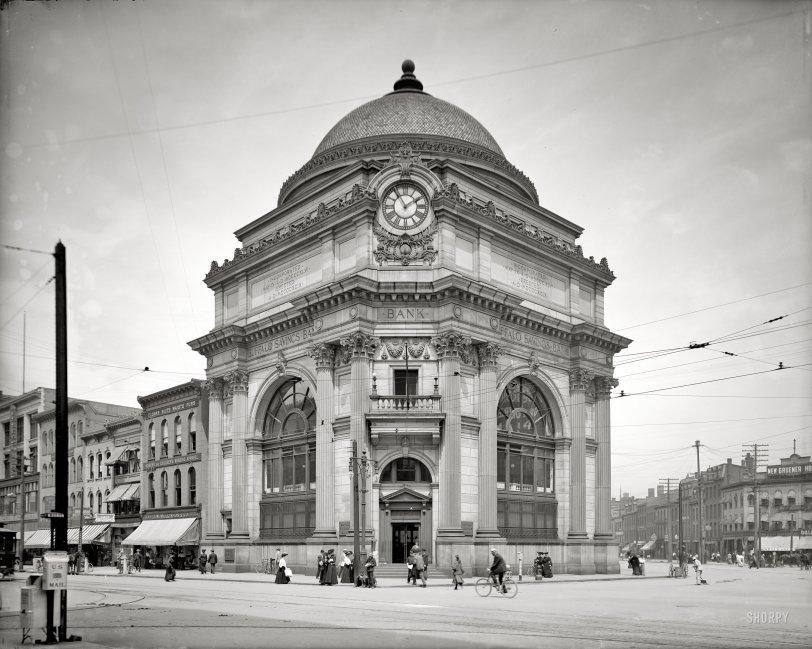 Buffalo Savings: 1904