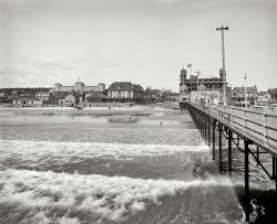 Old Orchard Beach: 1904