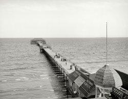 Ocean Pier: 1904