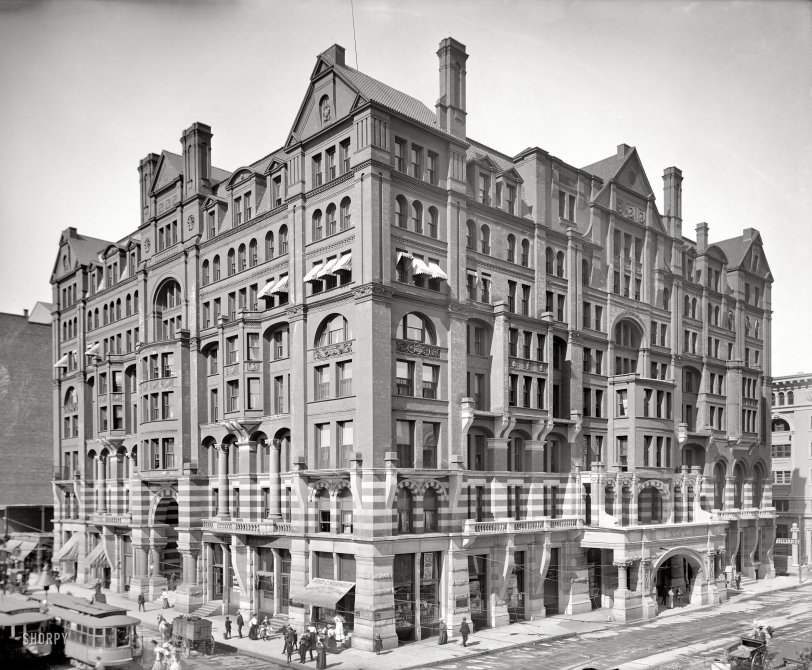 West Hotel: 1905