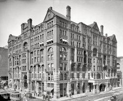 West Hotel: 1905