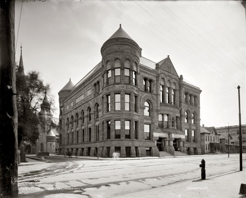 Minneapolis Public Library: 1900