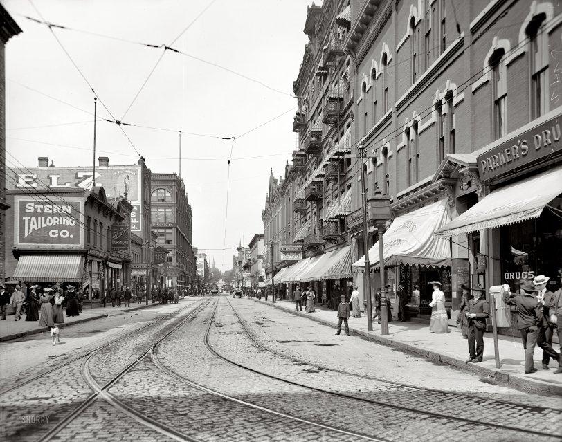 Wabasha Street: 1905