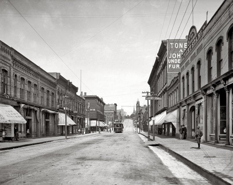Front Street: 1905
