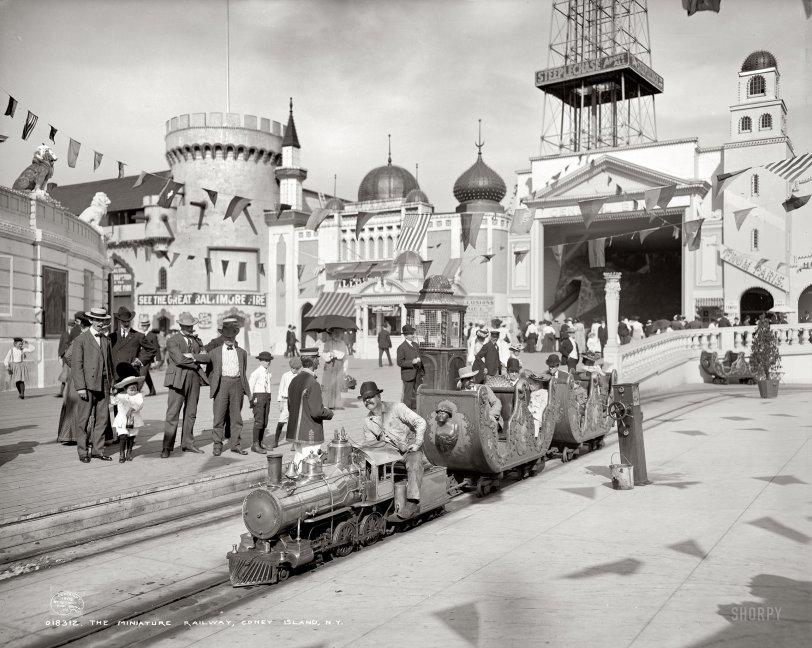 All Aboard: 1905