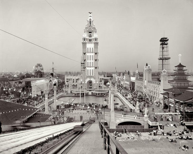 Dreamland Twilight: 1905