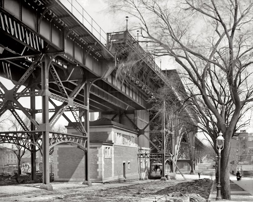 Infrastructure: 1905