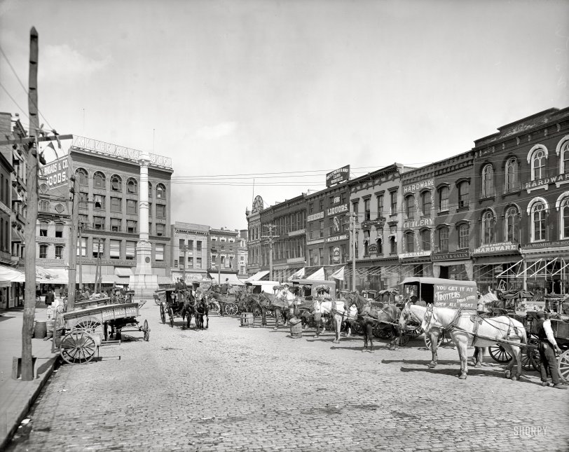 Commercial Place: 1905