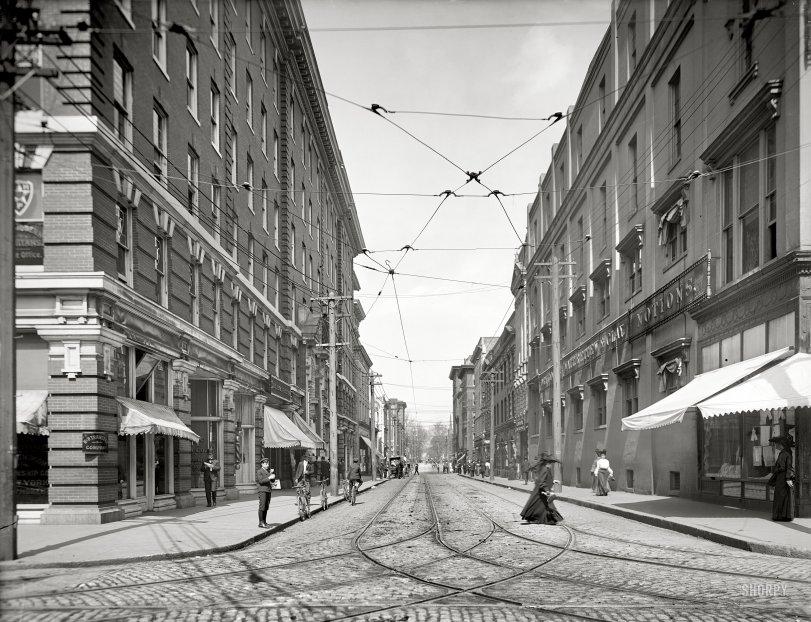 Granby Street: 1905
