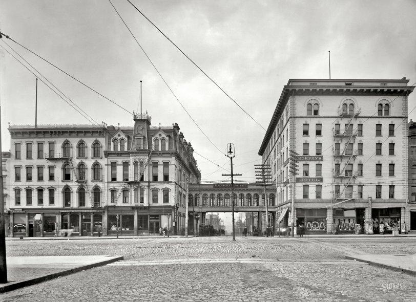 Murphy's Hotel: 1905