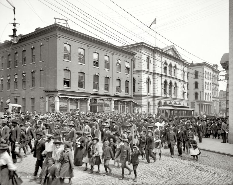 Emancipation Day: 1905