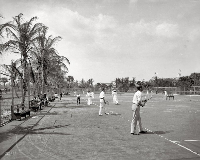 Tourist Court: 1905