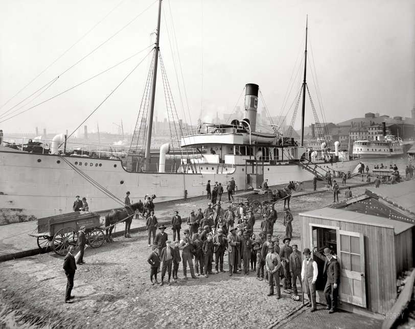 On the Waterfront: 1905