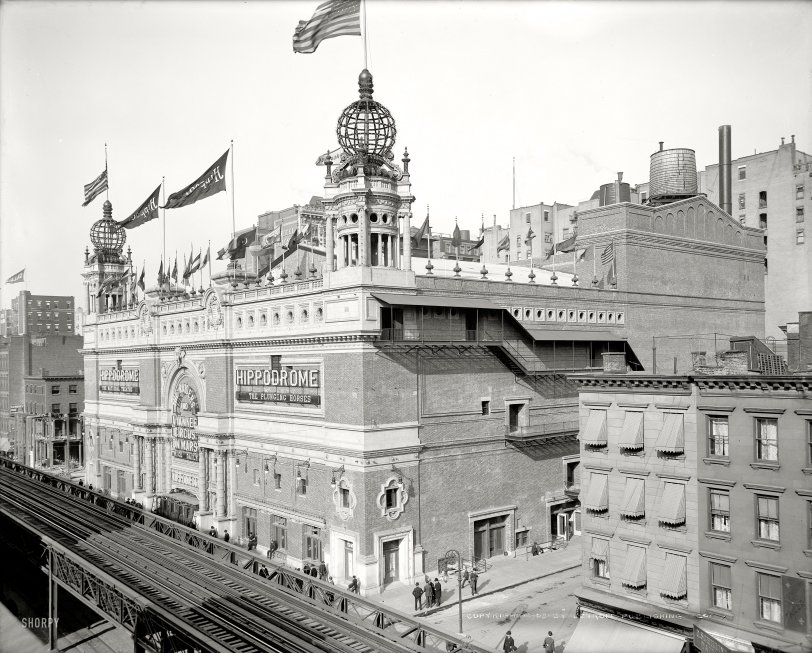 The Hippodrome: 1905