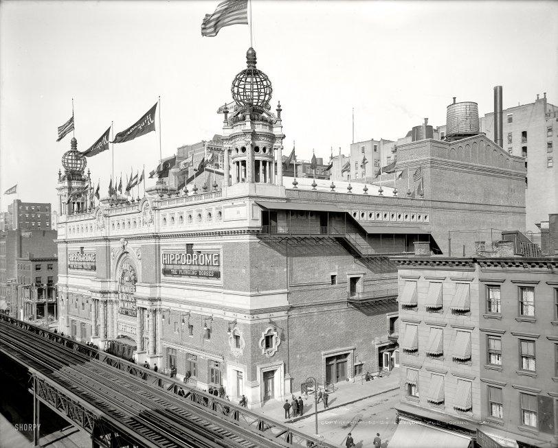 The Hippodrome: 1905