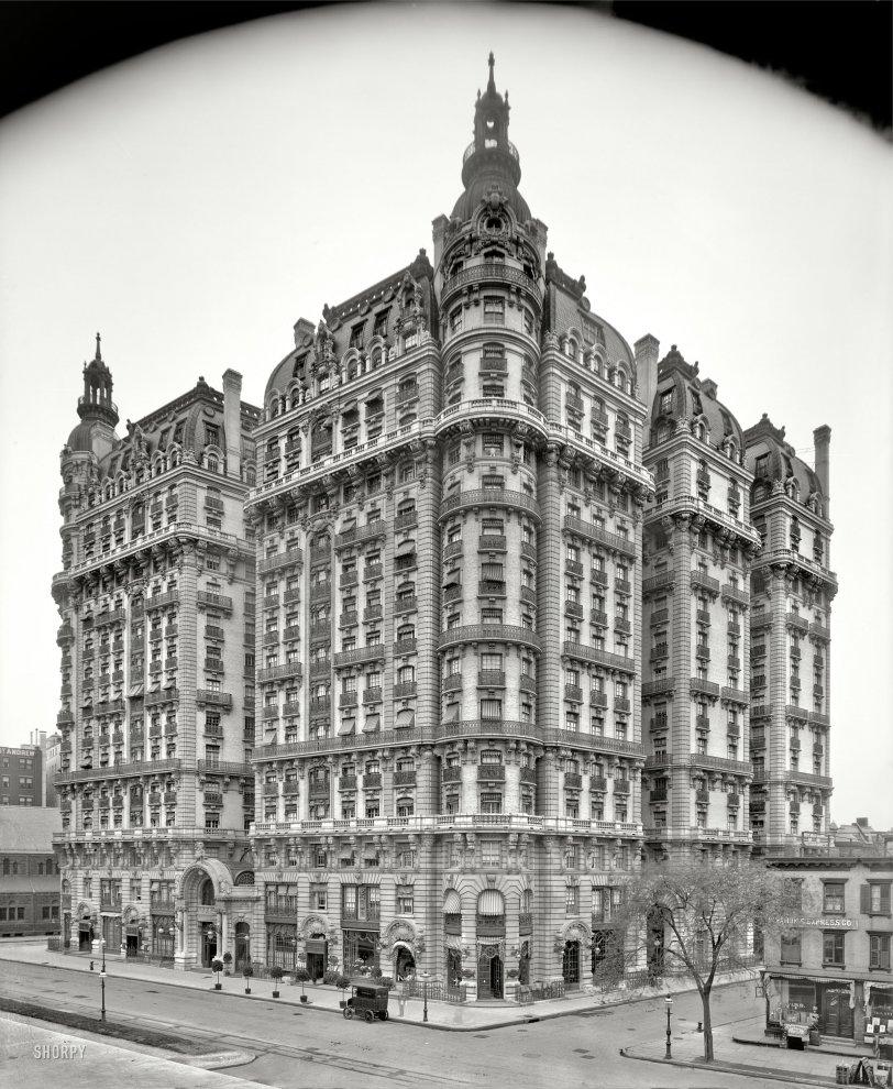 The Ansonia: 1906