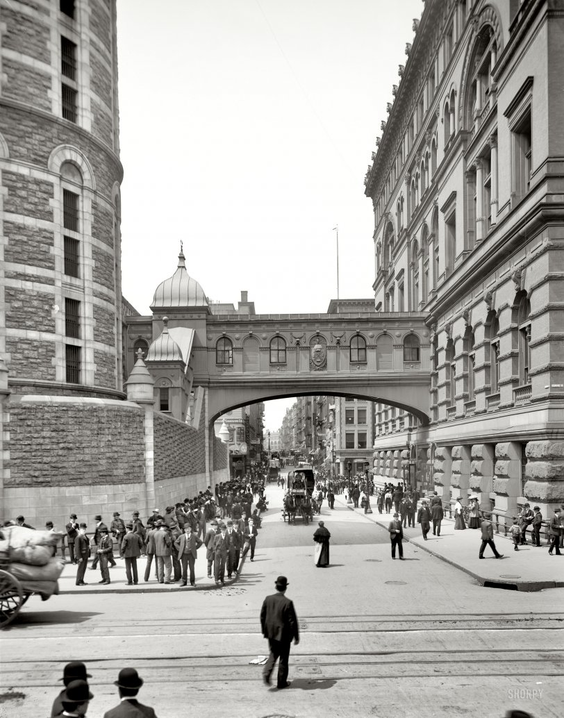 Bridge of Sighs: 1905