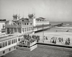 Steeplechase Pier: 1905