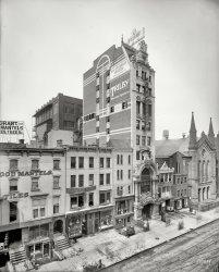 New Amsterdam Theatre: 1905