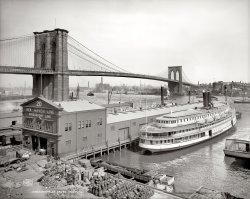 Brooklyn Bridge: 1905
