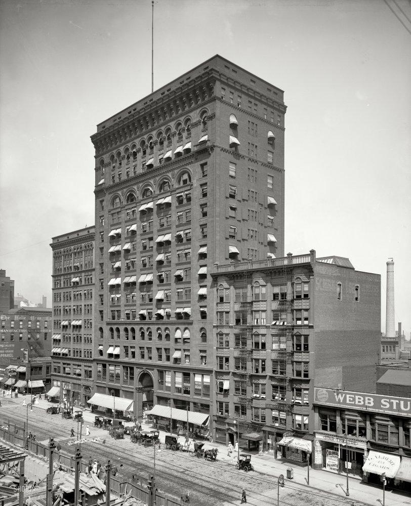 Highrise: 1908